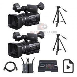 Tempat Sewa Jasa Multi Camera Live Shooting di Batam