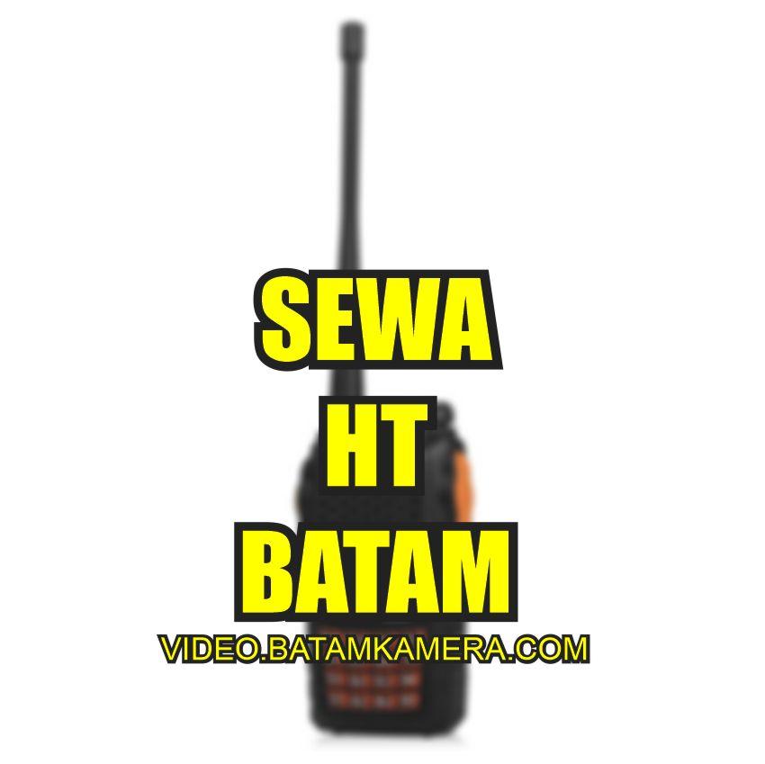 Sewa HT(Handy Talky) di Batam