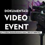 Jasa Video Shooting Acara Murah di Batam
