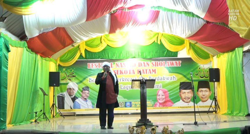 Full Dokumentasi Live Festival Nasyid dan Sholawat Se-Kota Batam