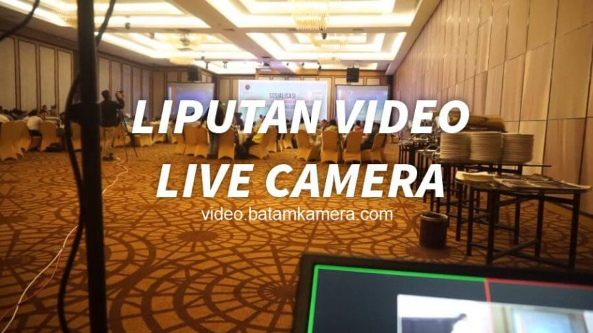 Jasa Liputan Video Seminar Batam