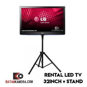 Tempat Sewa Layar Monitor TV Batam