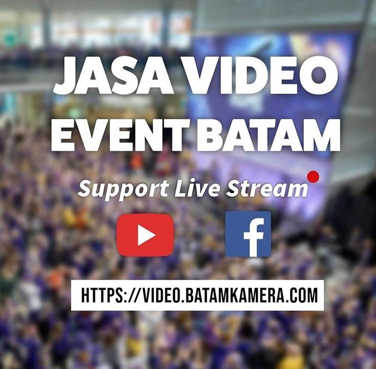 Live Streaming Event Batam
